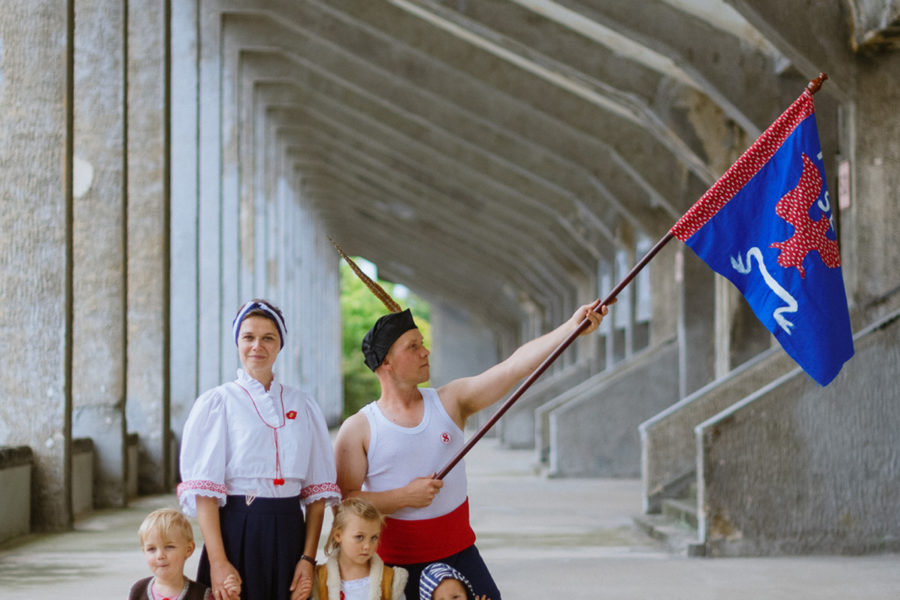Cesty ke stadionu, 18. 9. 2021